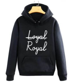 Pull BTS Royal noir Kpop