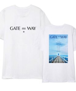 T shirt coréen astro gate way