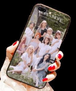 Coque Smartphone Twice Fleurie