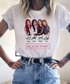 T-Shirt Blackpink Collector™ Blanc