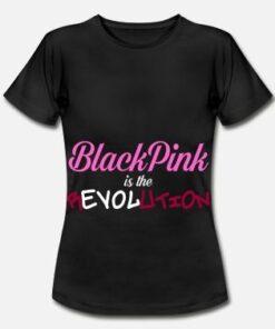 T-shirt Blackpink is the Revolution Kpop