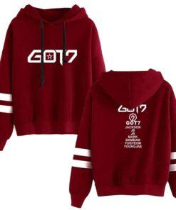 Sweat GOT7 Rouge Deluxe™ Kpop