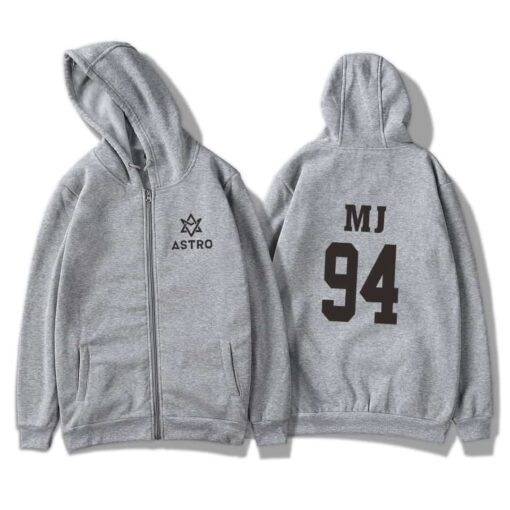 Sweatshirt Astro Gris Logo™ MJ Kpop
