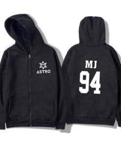 Sweatshirt Astro Noir Logo™ Kpop